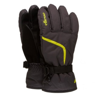 ELLESSE Manusi ELLESSE BASIC SKI GLOVE MENS DARK GREY