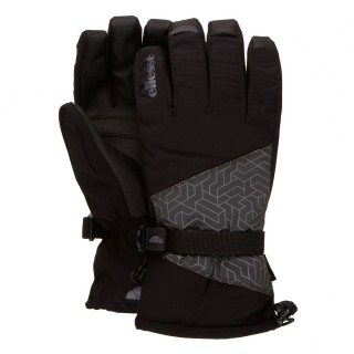 ELLESSE Manusi ELLESSE 3 IN1 SKI GLOVE MENS BLACK