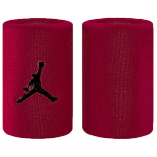 NIKE Benzi incheietura JORDAN JUMPMAN WRISTBANDS GYM RED/BLACK