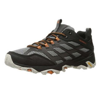 MERRELL Ghete MOAB FST GORE-TEX BLACK/ORANGE