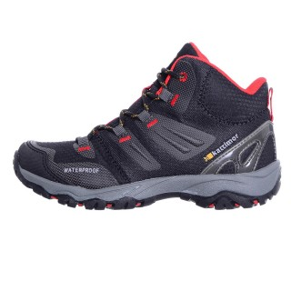 KARRIMOR Ghete ADVENTURE MID KIDS WEATHERTITE BLACK/RED