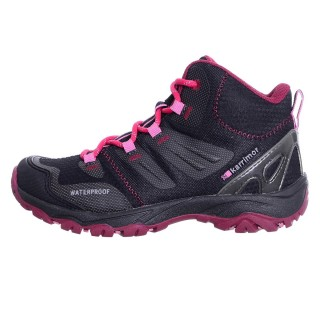 KARRIMOR Ghete ADVENTURE MID KIDS WEATHERTITE BLACK/PINK