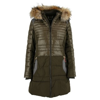 LUSSARI Jachete LUSSARI LADIES JACKET WITH FUR
