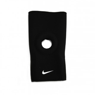 NIKE Genunchiere NIKE PRO OPEN-PATELLA KNEE SLEEVE 2.0 L BLACK/WHITE