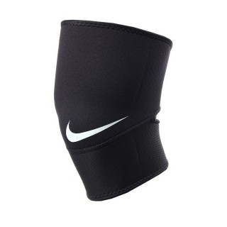 NIKE Genunchiere NIKE PRO CLOSED-PATELLA KNEE SLEEVE 2.0 BLACK/WHITE