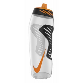 NIKE Bidoane NIKE HYPERFUEL WATER BOTTLE 32OZ CLEAR/B