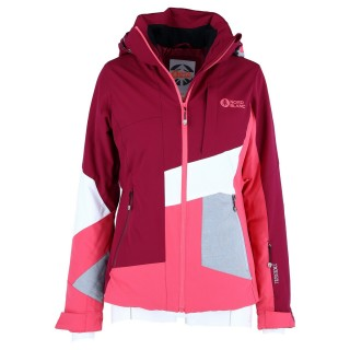 Jachete ski NB6924 DEEP RUBY