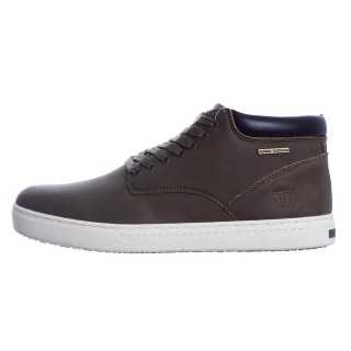SERGIO TACCHINI Pantofi sport SANCY NBK  02.COFFEE