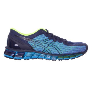 ASICS Pantofi sport GEL-QUANTUM 360 2 DARK NAVY/WHITE/SAFETY YELLOW