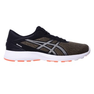 ASICS Pantofi sport NITROFUZE ALOE/SILVER/HOT ORANGE