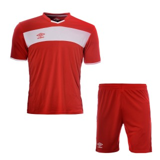 UMBRO Treninguri KNITTED SUITS  04.RED/WHITE