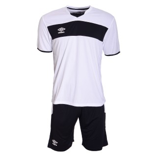 UMBRO Treninguri KNITTED SUITS  05.WHITE/BLACK