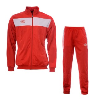UMBRO Treninguri KNITTED SUITS   03.RED