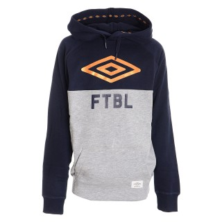 UMBRO Hanorace UMBRO FTBL HOODED TOP JNR