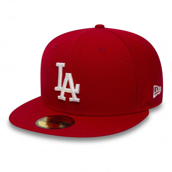 NEW ERA Fes KAPA MLB BASIC LA DODGERS SCARLET ŠT:7 1