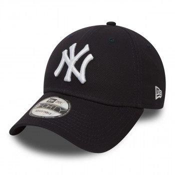 NEW ERA Sepci KAPA 9FORTY LEAGUE BASIC NY NAVY WHITE