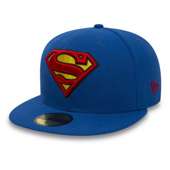 NEW ERA Sepci KAPA CHARACTER BASIC SUPERMAN  ŠT:7 3/8