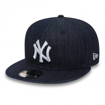 NEW ERA Fes KAPA DENIM BASIC 9FIFTY NEYYAN NAVY/WHIT