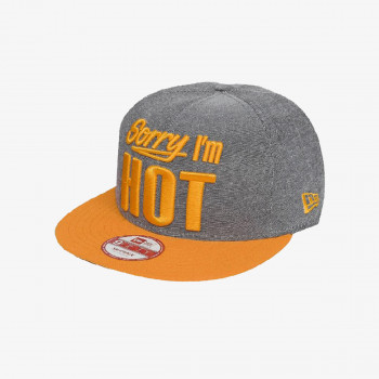 NEW ERA Sapca JD SORRY IM HOT 950 NEWERA BLKAGD