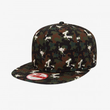 NEW ERA Sepci KAPA DISNEY AO CAMO 9FIFTY XPT ŠT:S/M