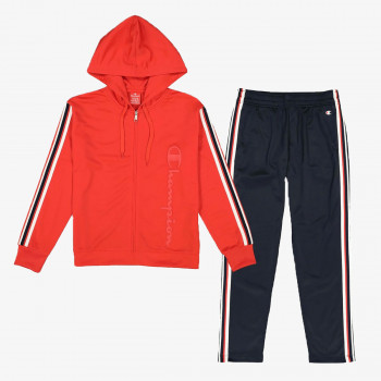CHAMPION Trening HOODED FULL ZIP SUIT
