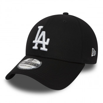 NEW ERA Sepci KAPA 39THIRTY LEAGUE BASIC LA BLACK/WHITE