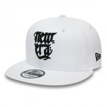 NEW ERA Sepci KAPA NEW ERA SCRIPT 9FIFTY NE WHIBLK  ŠT:S/M