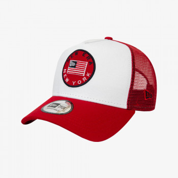 NEW ERA Fesuri KAPA NEW ERA FLAG TRUCKER FDR
