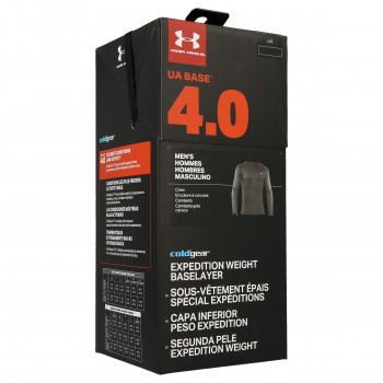 UNDER ARMOUR Bluze T-SHIRT-UA BASE 4.0 CREW