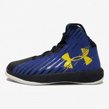 UNDER ARMOUR Pantofi sport UA BPS JET MID K