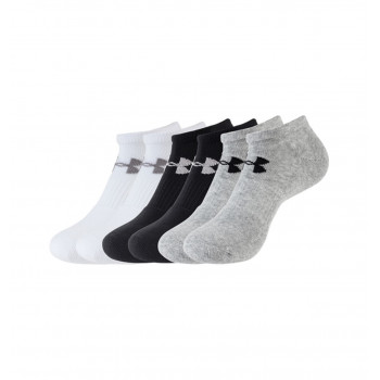 UNDER ARMOUR Sosete UA CHARGED COTTON 2.0 NS