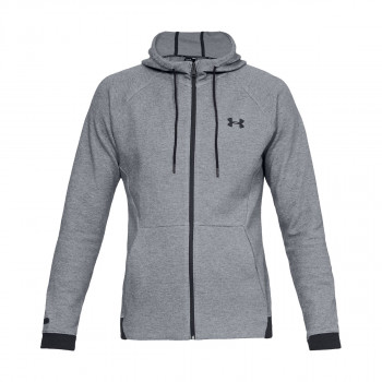 UNDER ARMOUR Hanorace cu fermoar UNSTOPPABLE 2X KNIT FZ