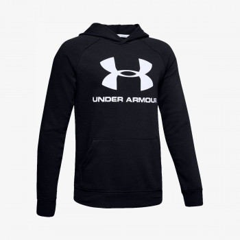 UNDER ARMOUR Hanorace RIVAL LOGO HOODY