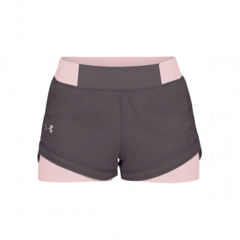 UNDER ARMOUR Pantaloni scurti UA QUALIFIER SPEEDPOCKET 2-IN-1 SHORT