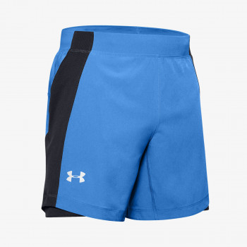 UNDER ARMOUR PANTALONI SCURTI UA QUALIFIER SPEEDPOCKET 7'' SHORT