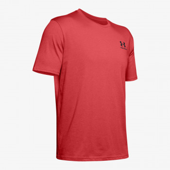UNDER ARMOUR Tricouri SPORTSTYLE LEFT CHEST SS