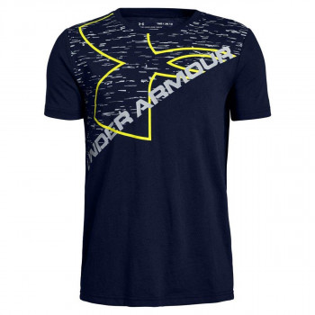 UNDER ARMOUR Tricouri EXPLODED LOGO SS