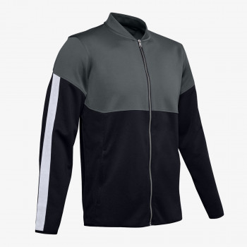 UNDER ARMOUR Bluze trening ATHLETE RECOVERY KNIT WARM UP TOP