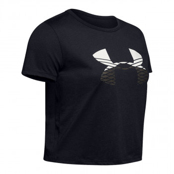 UNDER ARMOUR Tricouri GRAPHIC FASHION BABY TEE LOGO