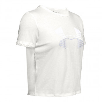 UNDER ARMOUR Tricou GRAPHIC FASHION BABY TEE LOGO