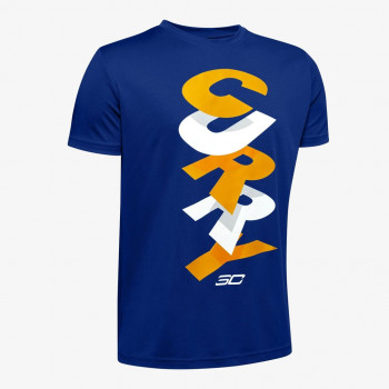 UNDER ARMOUR Tricouri SC30 CURRY SHORT SLEEVE
