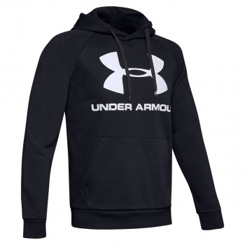 UNDER ARMOUR Hanorace RIVAL FLEECE SPORTSTYLE LOGO HOODIE