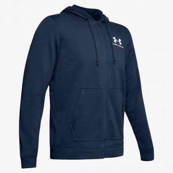UNDER ARMOUR Hanorace cu fermoar SPORTSTYLE TERRY FZ