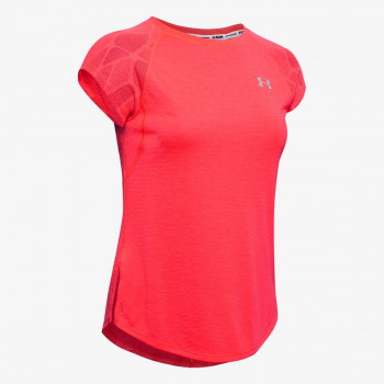 UNDER ARMOUR Tricouri W UA STREAKER 2.0 SHIFT SHORT SLEEVE