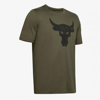 UNDER ARMOUR Tricouri PROJECT ROCK BRAHMA BULL SS