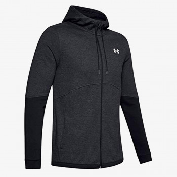 UNDER ARMOUR Hanorace cu fermoar DOUBLE KNIT FZ HOODIE