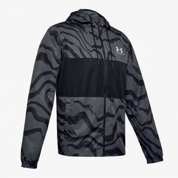 UNDER ARMOUR Jachete SPORTSTYLE WIND PRINTED HOODED JACKET