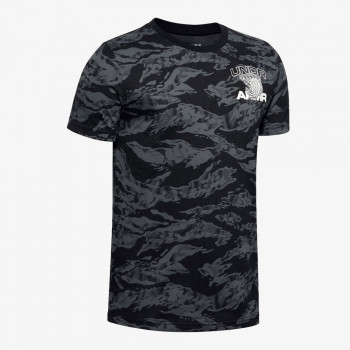 UNDER ARMOUR Tricouri UA AOP CAMO BBALL TEE