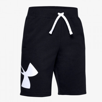 UNDER ARMOUR Pantaloni scurti RIVAL FLEECE LOGO SHORTS