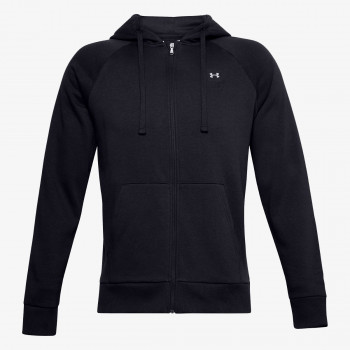 UNDER ARMOUR Hanorace cu fermoar UA RIVAL FLEECE FZ HOODIE